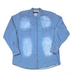 Сорочка джинсовая GRAND CHIEF